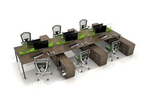 میز اداری , میز مدرن, مبلمان اداری , میز کارگروهی,میز سایتی
