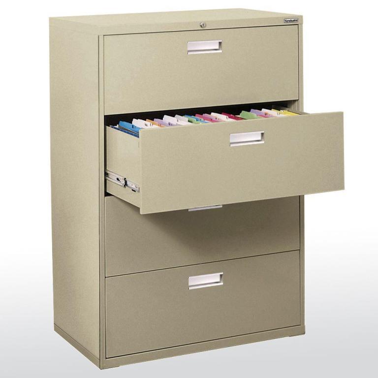 فواید فایلینگ با کابینت افقی