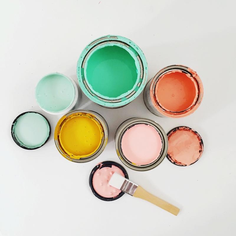 اهمیت انتخاب رنگ در طراحی داخلی کلینیک