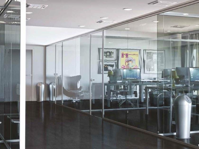 طراحی اداری مدرن و پارتیشن اداری