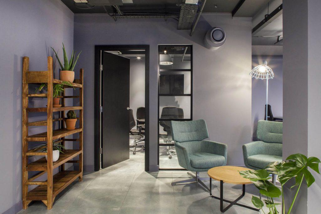 تعادل بین فضای خصوصی و عمومی برای تقویت روحیه کاری