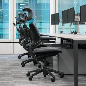 صندلی کارشناسی خوب بر افزایش بازدهی کارکنان موثر است.