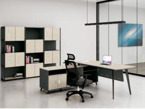کابینت اداری محل خوبی برای اسناد کاری است.
