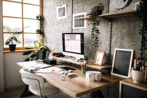 طراحی فضای کاری در خانه میتواند عملکرد شما را تحت تاثیر قرار دهد.