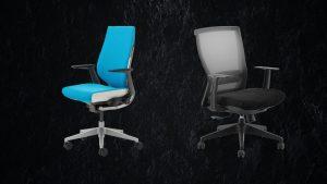 صندلی اداری غیر استاندارد نمی تواند به بهبود کارآیی کمک کند.