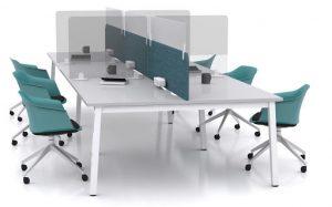 اتاقک اداری میتواند ضامن سلامتی کارمندان شود.