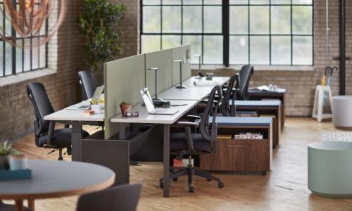 مبلمان اداری خوب یک سرمایهگذاری زودبازده برای سازمان است.