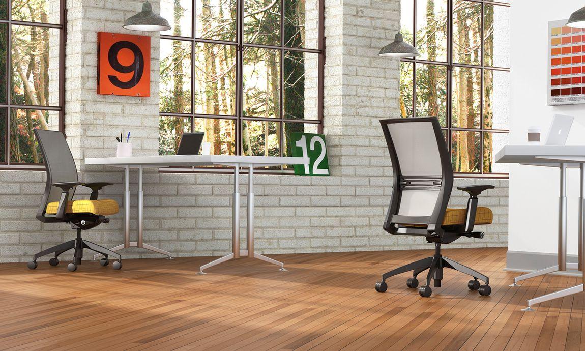 طراحی دفتر برای باز کردن یک فضای کوچک