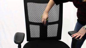 تمیز کردن صندلی اداری به دوام آنها کمک میکند.