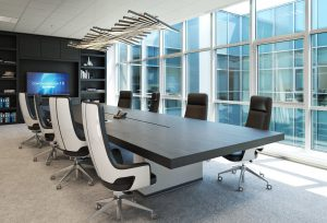 صندلی اداری و میز اتاق کنفرانس مدیریتی