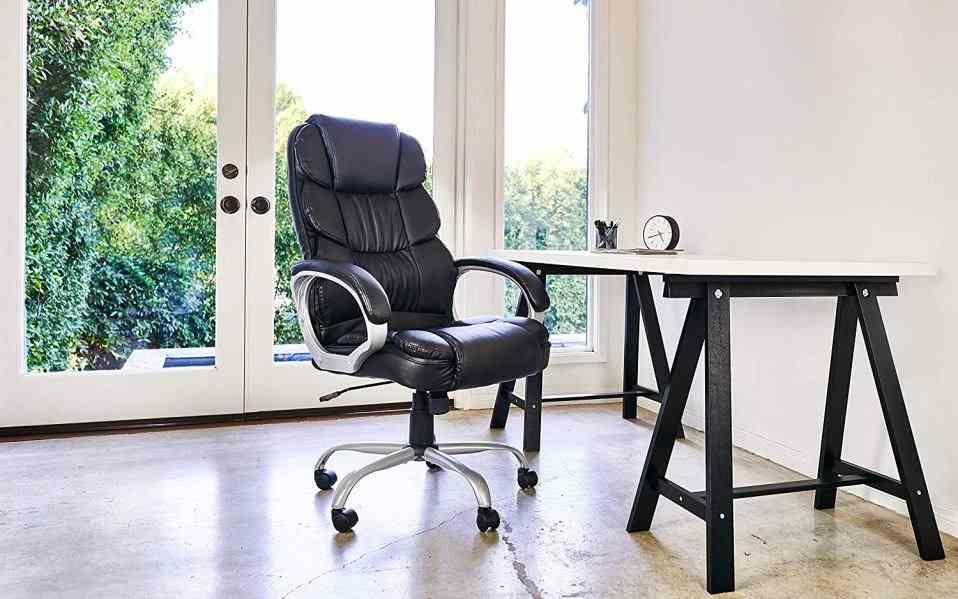 صندلی اداری و کار راحت