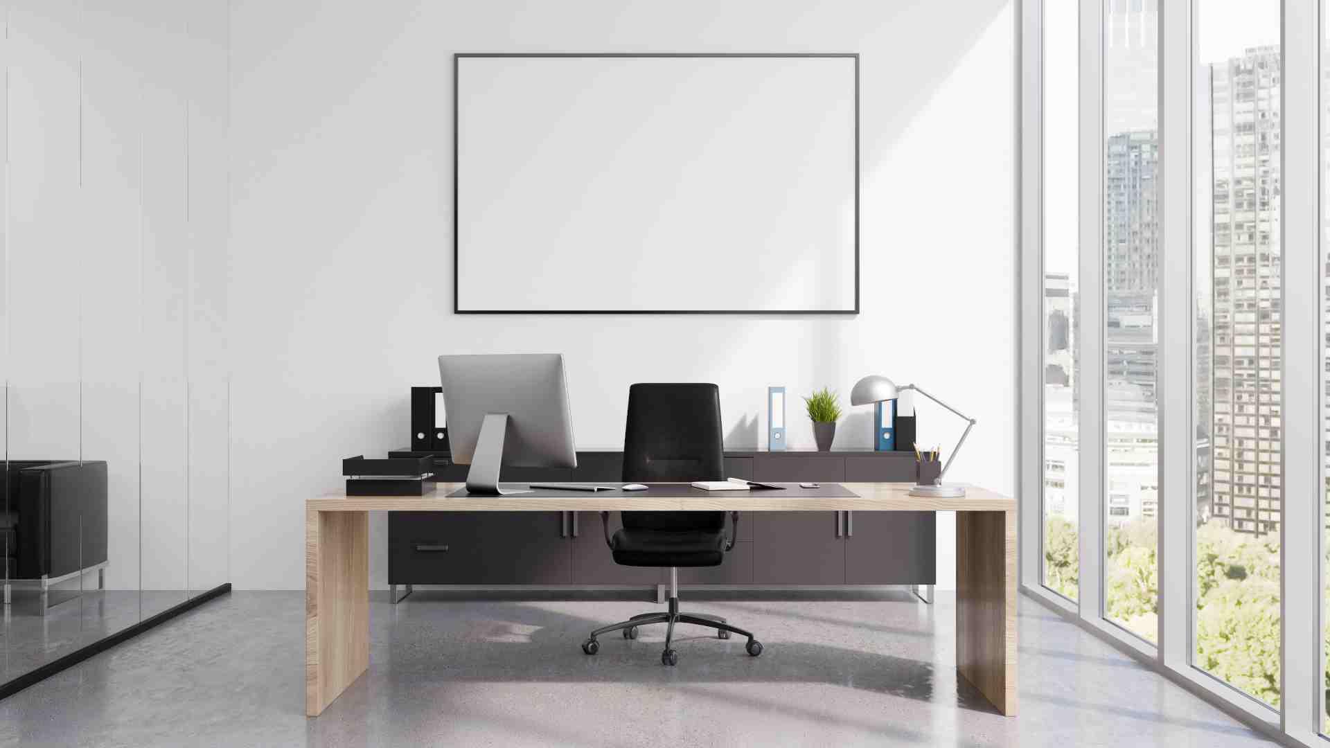 بهترین میز اداری برای کار