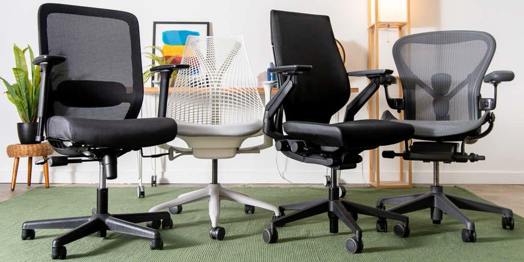 خرید صندلی اداری مناسب